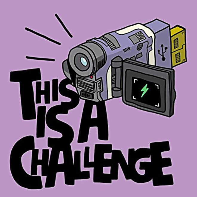 Various Artists, 'This Is a Challenge'