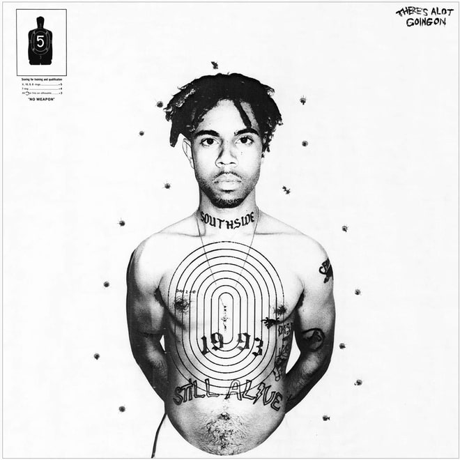 Vic Mensa, 'There's Alot Going On' EP