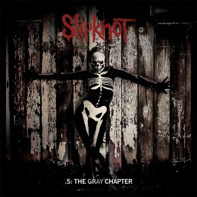 Slipknot, '.5: The Gray Chapter' (2014)