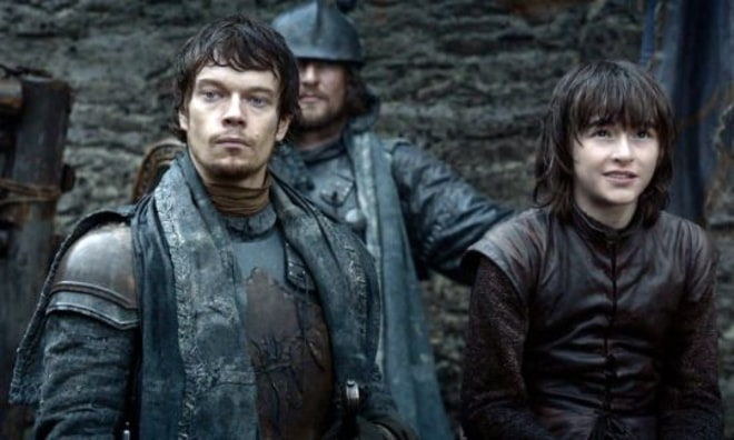 Theon Captures Winterfell