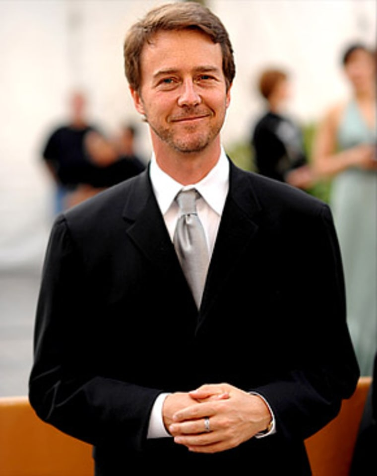 EDWARD NORTON/ED NORTO...