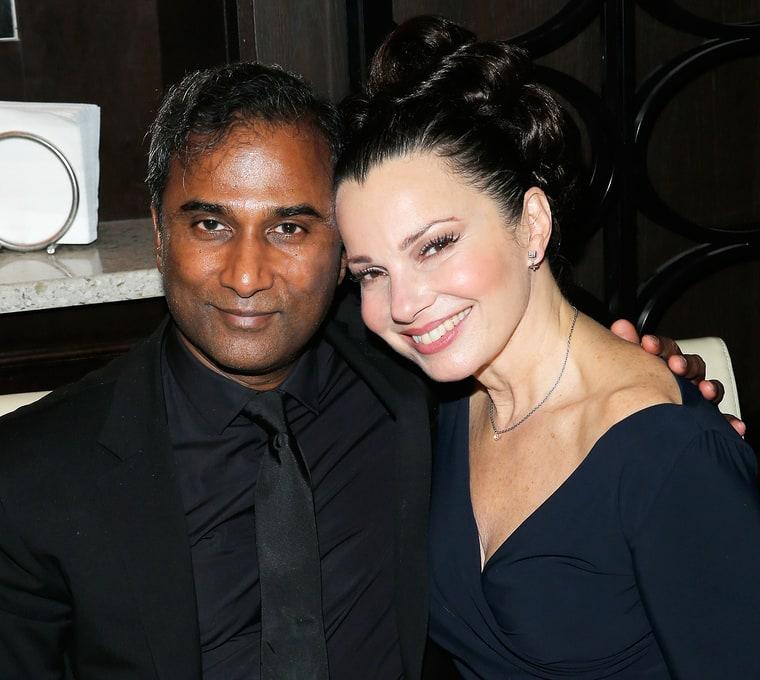 Fran Drescher Married: Actress Weds E-Mail Inventor Dr. Shiva Ayyadurai