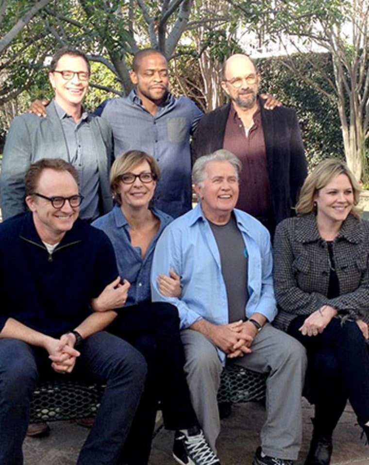 Pics for janel moloney and bradley whitford - The west wing ...