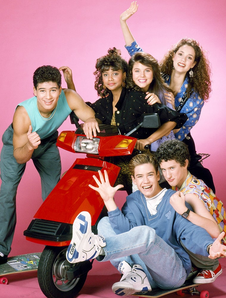 Saved by the bell cast members hookup