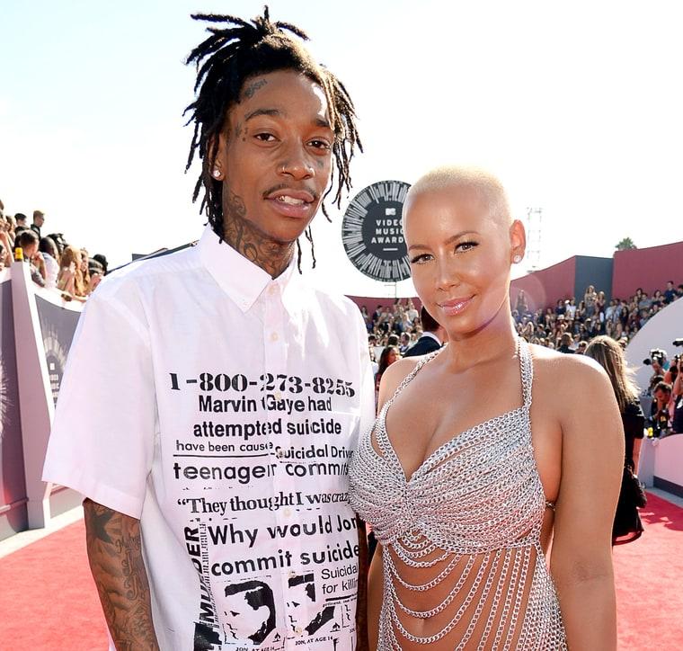 Wiz Khalifa Seemingly Bashes Estranged Wife Amber Rose in