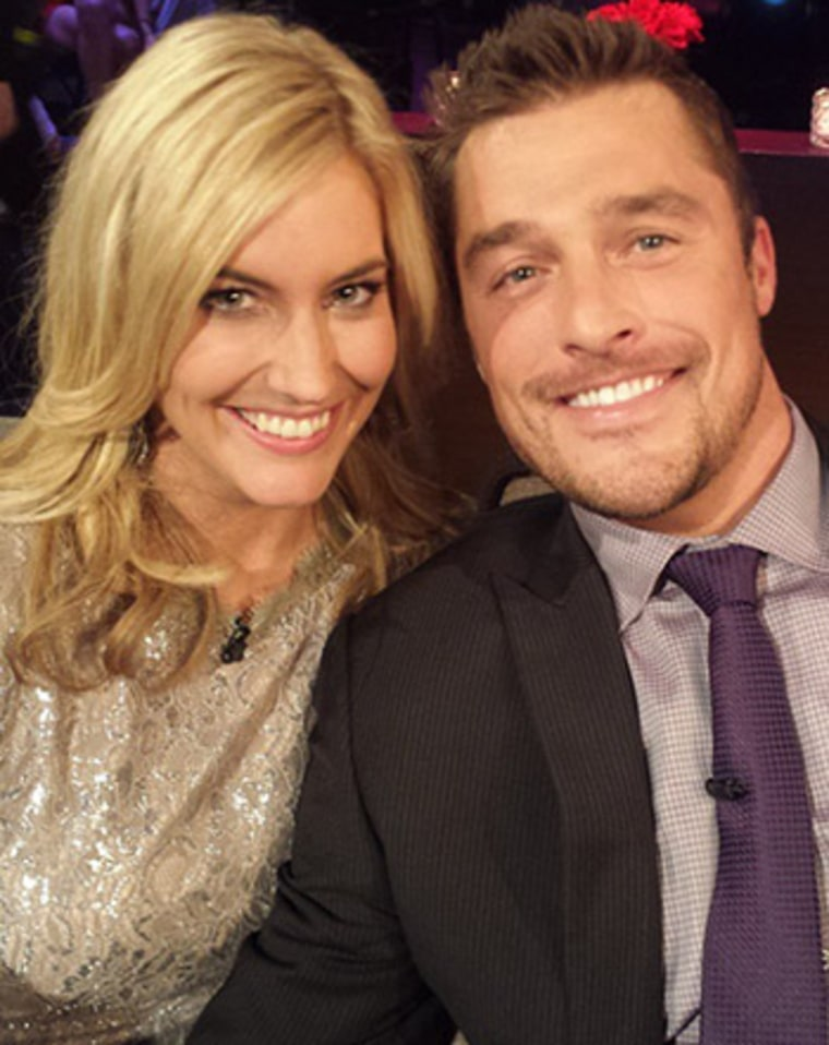 Bachelor chris soules shares first instagram photo with his quot beautiful