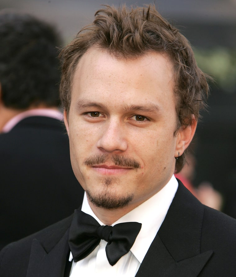 Heath ledger 39 s 5 most memorable movie roles in honor of 36th birthday us weekly - Heath ledger pics ...