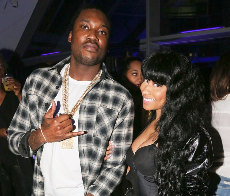 Nicki Minaj Engaged? Singer Shares Massive Heart-Shaped