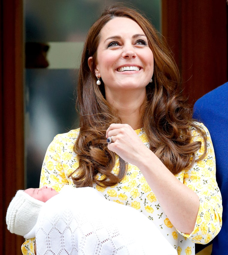 Kate Middleton's Birth Details: Royal Baby Delivered