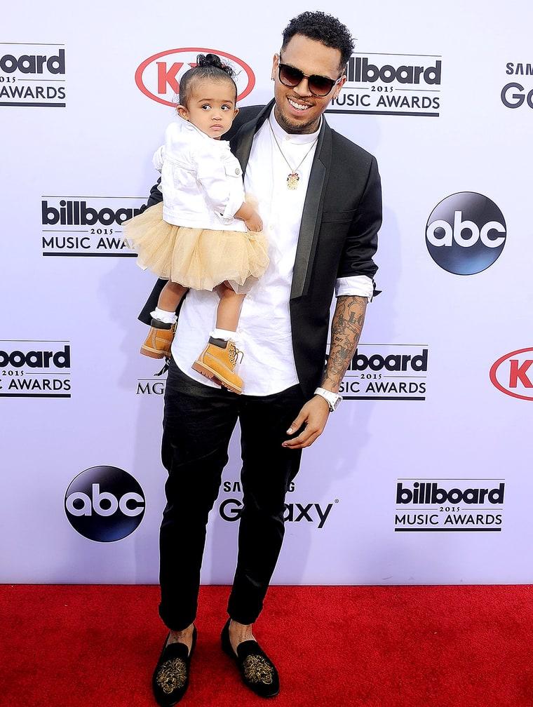 Chris Brown  Kelly Cla...
