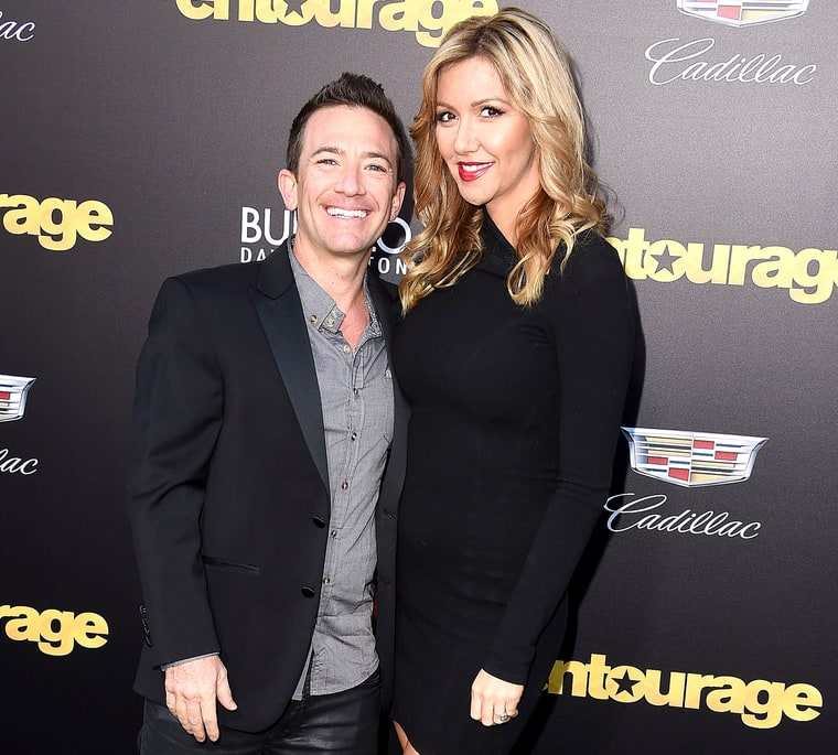 Married With Children Star David Faustino Expecting First ... David Faustino Wife