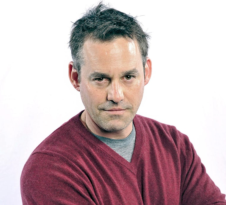 Nicholas Brendon Wants Dr. Drew's Help, Says He's Battling Depression - Us Weekly