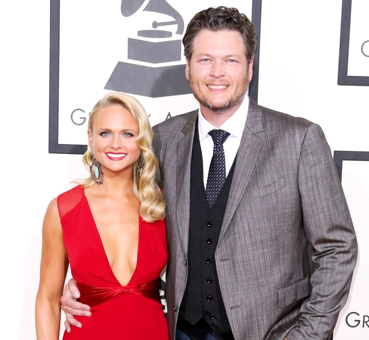 Blake And Miranda Wedding: Miranda Lambert Wanted Marriage Like Parents' With Blake