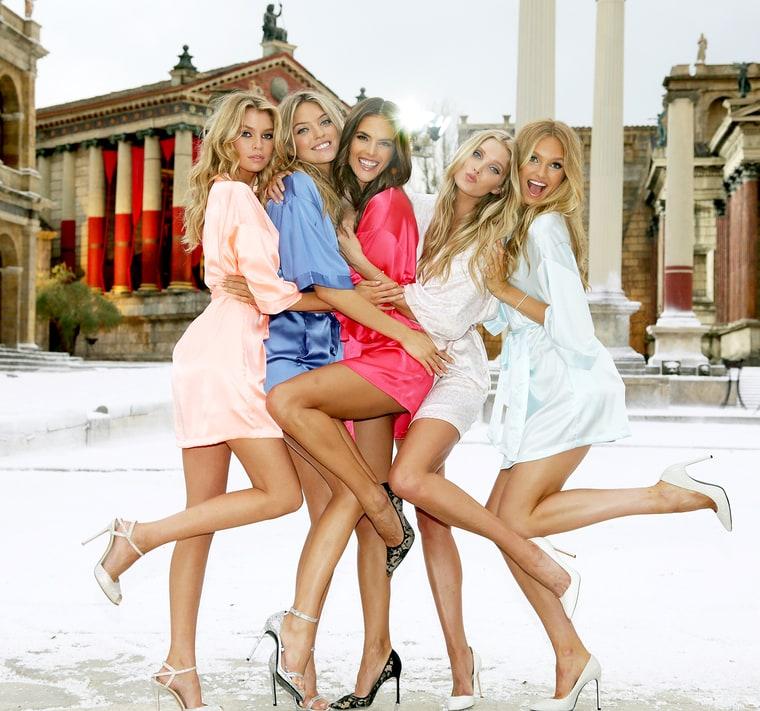 Victorias Secret Perfect Body Campaign Changes Slogan