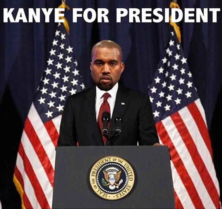 president in