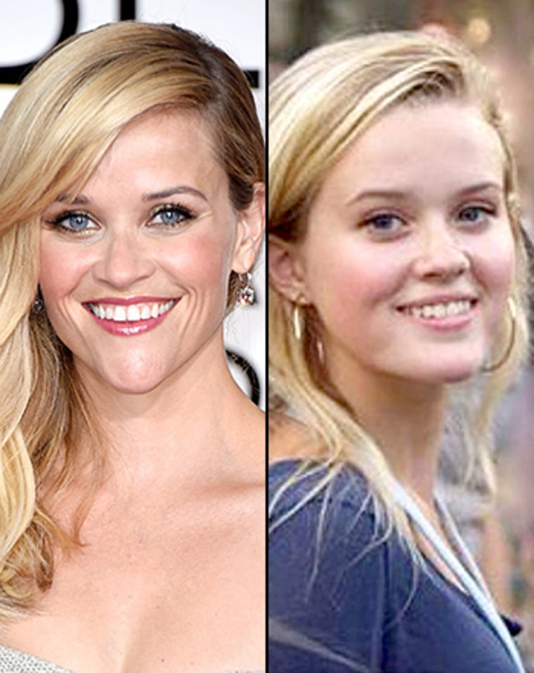 Reese Witherspoon's Da... Reese Witherspoon Daughter