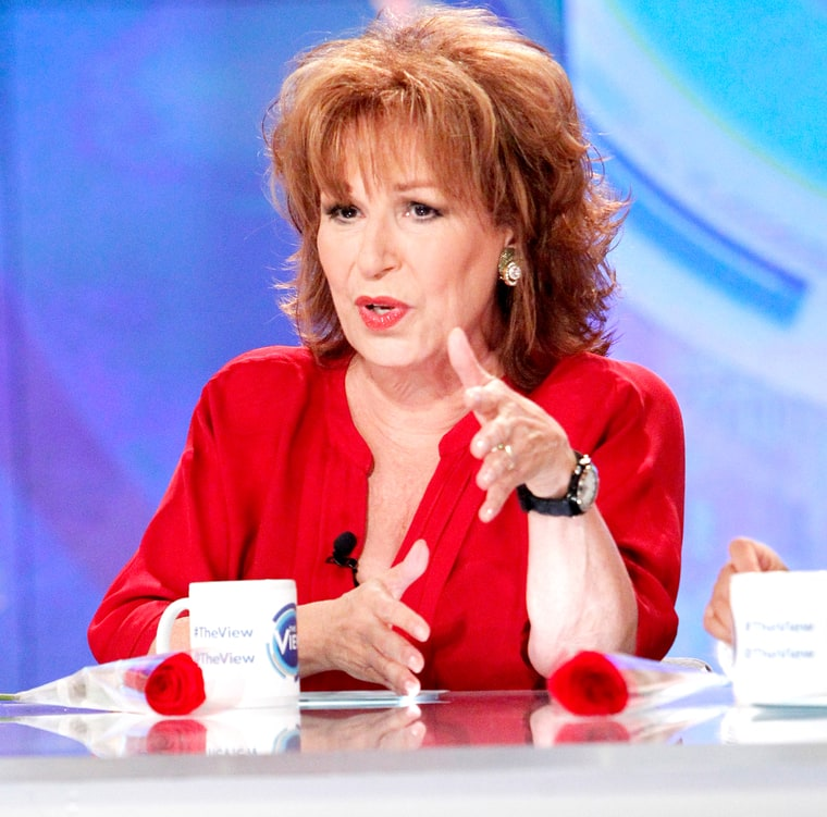 Joy Behar Apologizes for Nurse Comments, Advertisers Pull ...