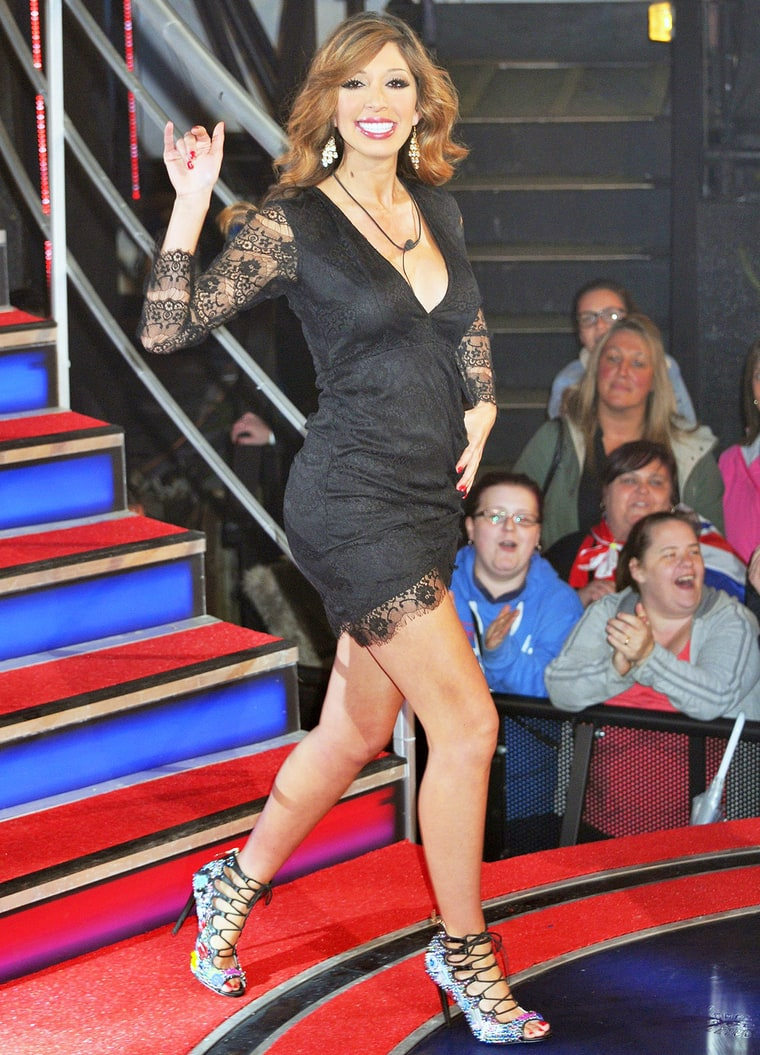 Celebrity Big Brother could see porn star trio Farrah ...