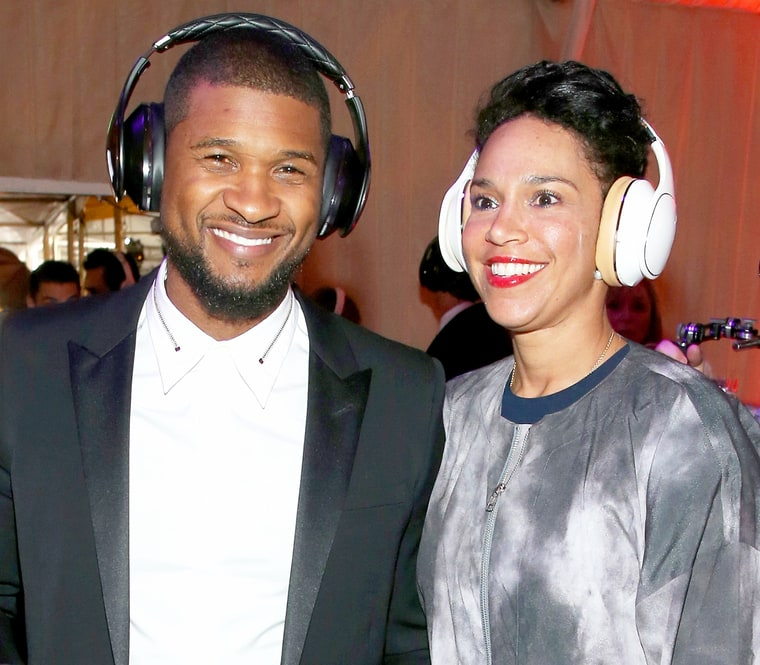Usher And Longtime Girlfriend Grace Miguel Are Married