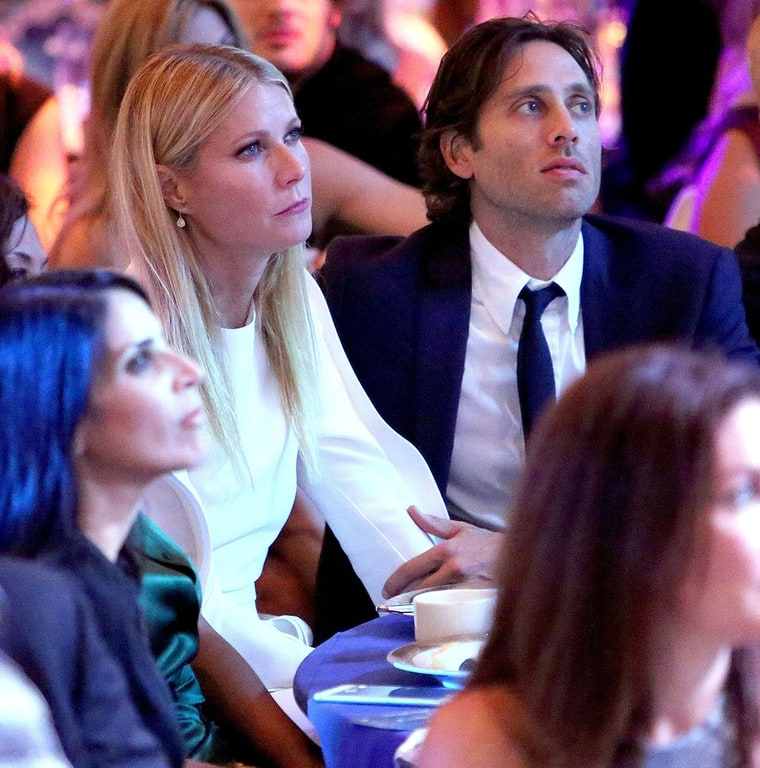 Image result for gwyneth paltrow and brad falchuk