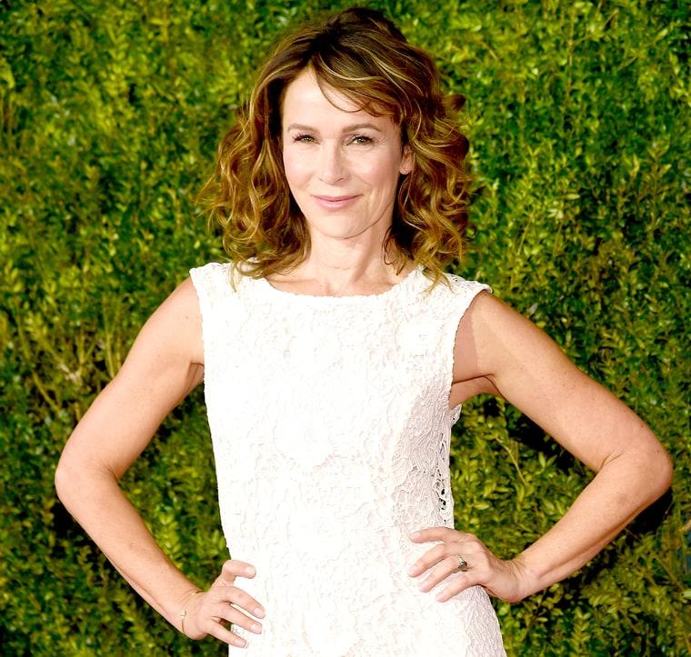Jennifer Grey Won't Do The Dirty Dancing Lift Again: I'm F