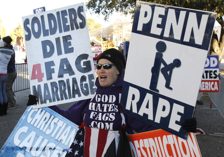 Westboro baptist church dating service