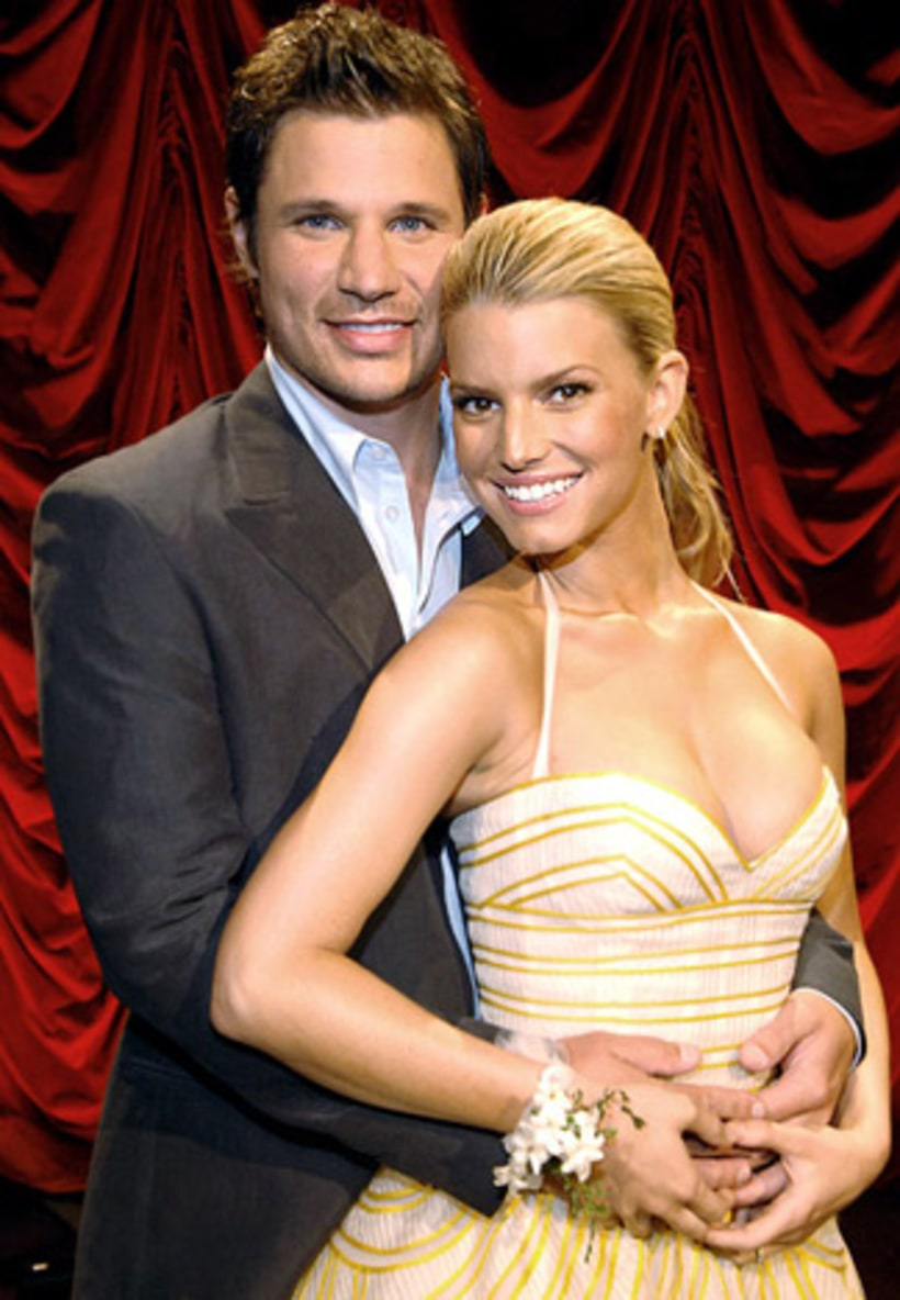 jessica simpson and nick lachey stars who wed too young