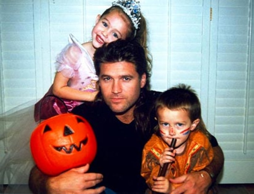 Billy Ray Cyrus   Star Dads' Personal Baby Photos   Us Weekly  Billy Ray Cyrus And Baby Miley Cyrus