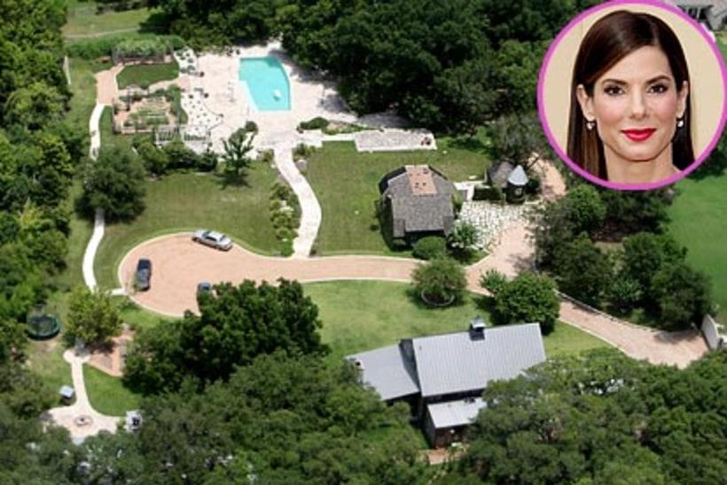 Sandra Bullock | Celebrity Dream Homes