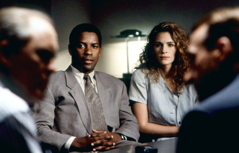 The Pelican Brief Julia Roberts Best Movie Roles Us