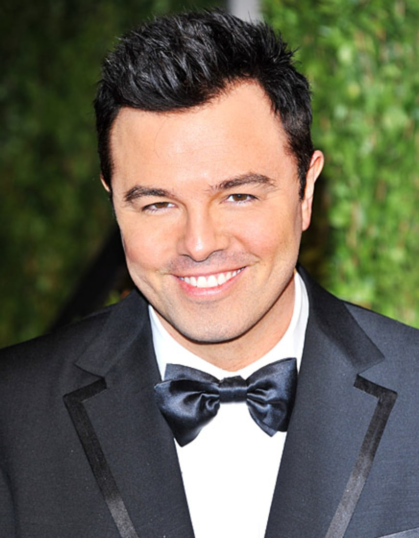 Seth MacFarlane | Ashley Greene's Men | Us Weekly