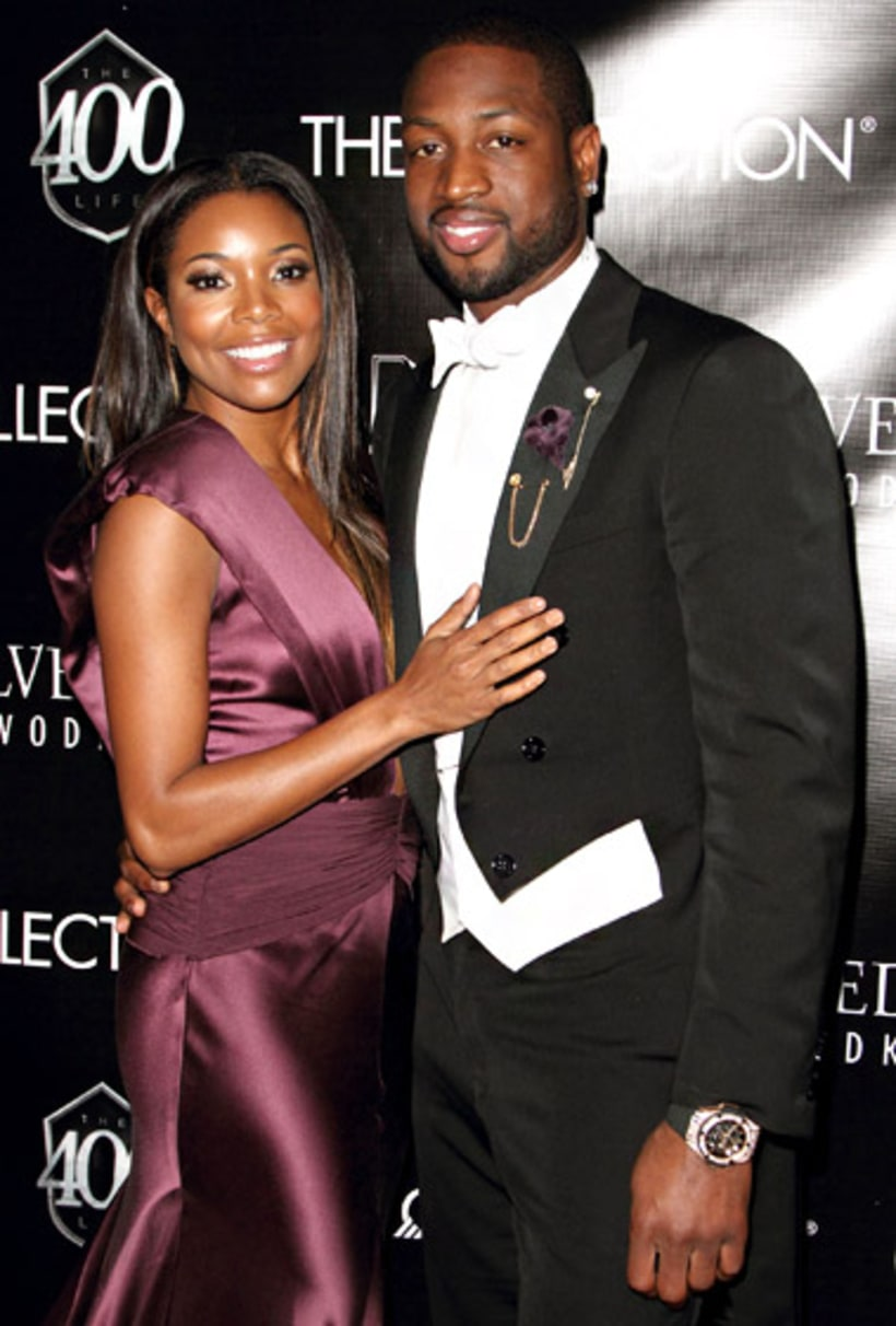 Gabrielle Union and Dwyane Wade   Celebrities Dating ...
