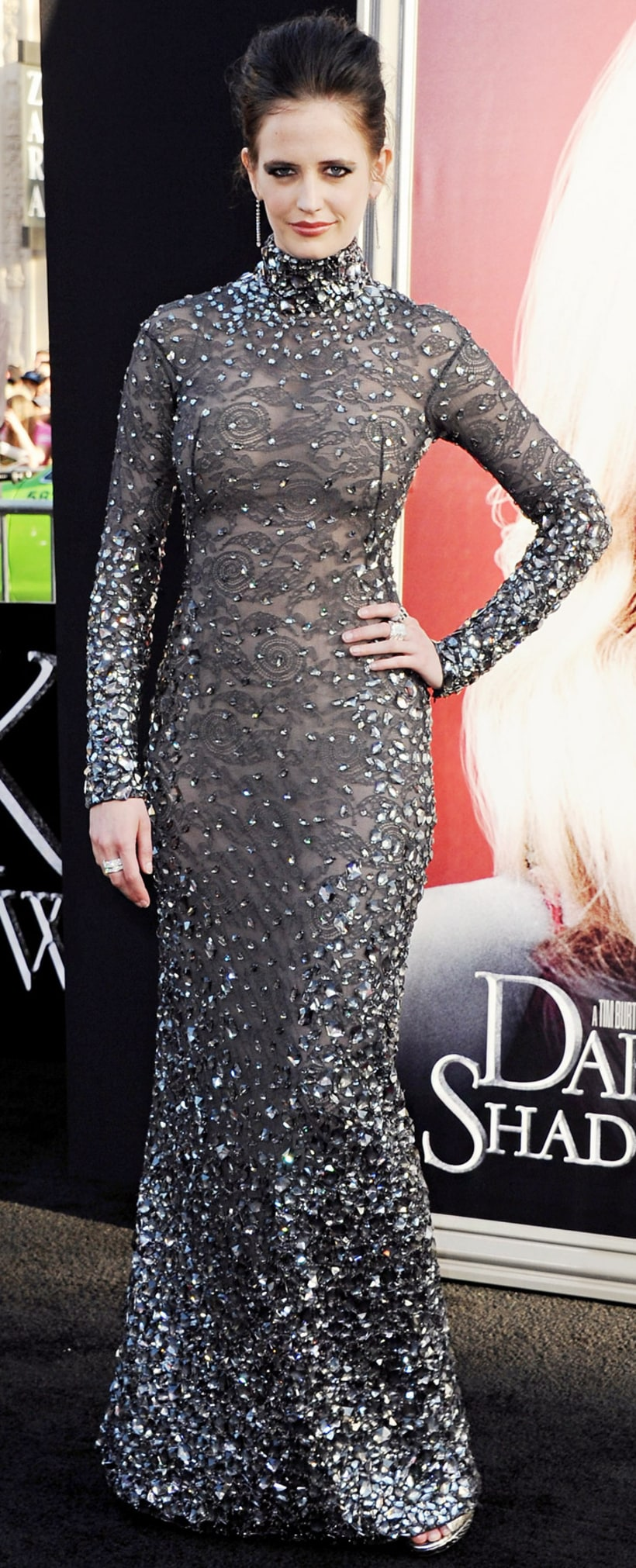 Eva Green: Dark Shadows Premiere | Red Carpet 24/7: What ...