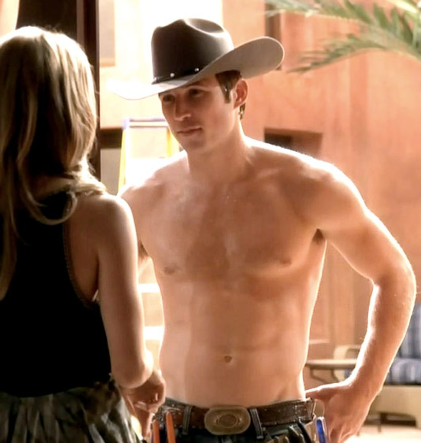 Justin Deeley | Shirtless CW Stars | Us Weekly