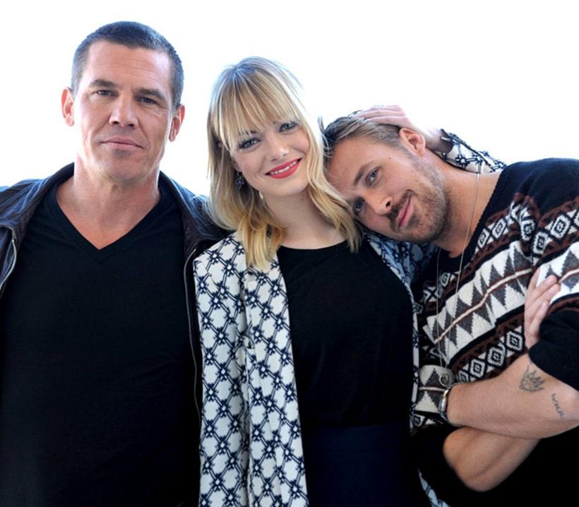 Josh Brolin, Ryan Gosling, Emma Stone: Gangster Hotties