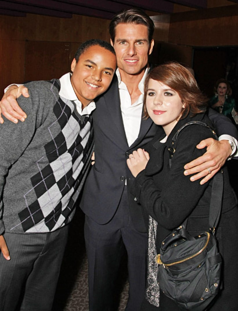 December 2008 | Connor Cruise, Isabella Cruise Through the ... Tom Cruise Net Worth 2017