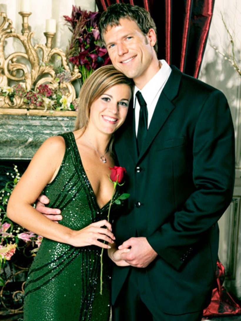 Travis Stork And Sarah Stone The Bachelor After The