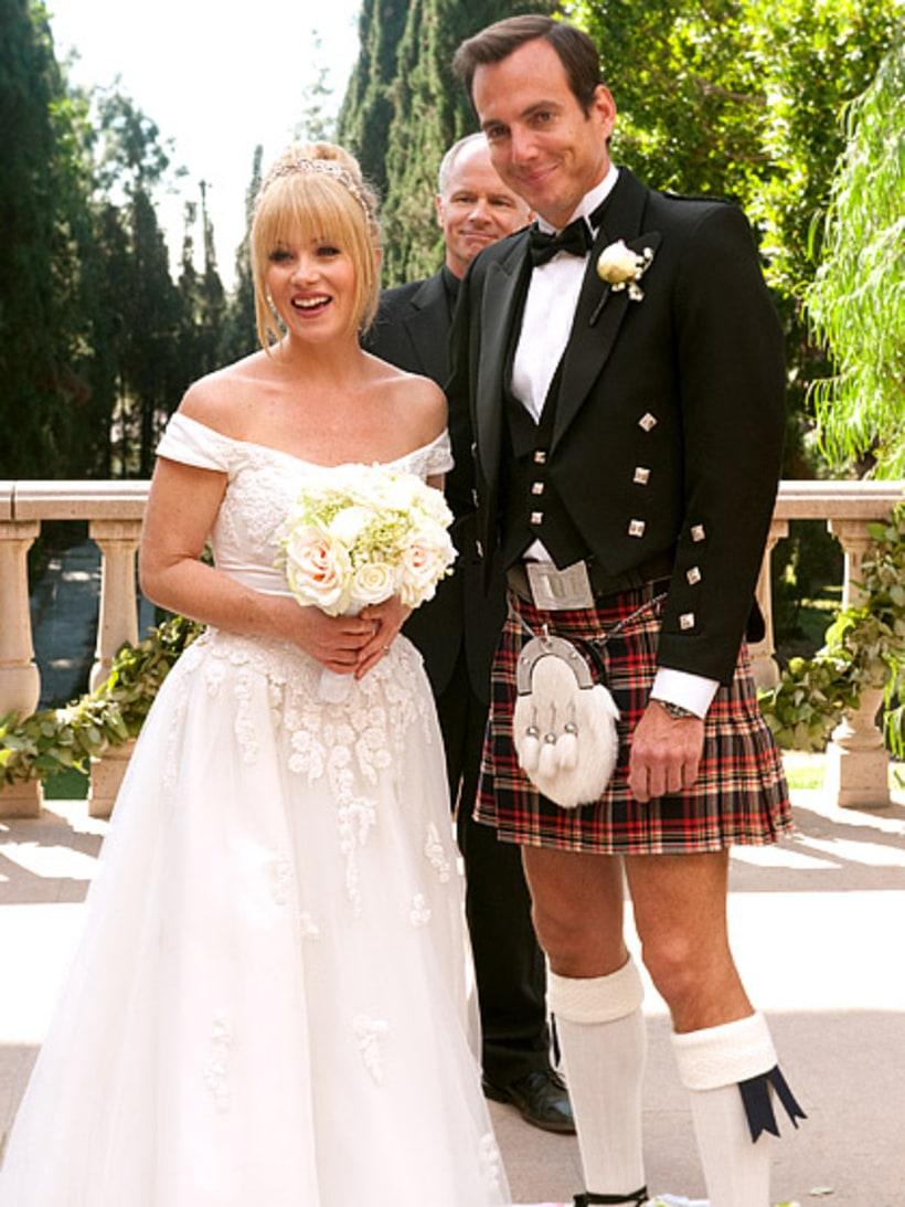 christina applegate celebrity wedding dresses tv