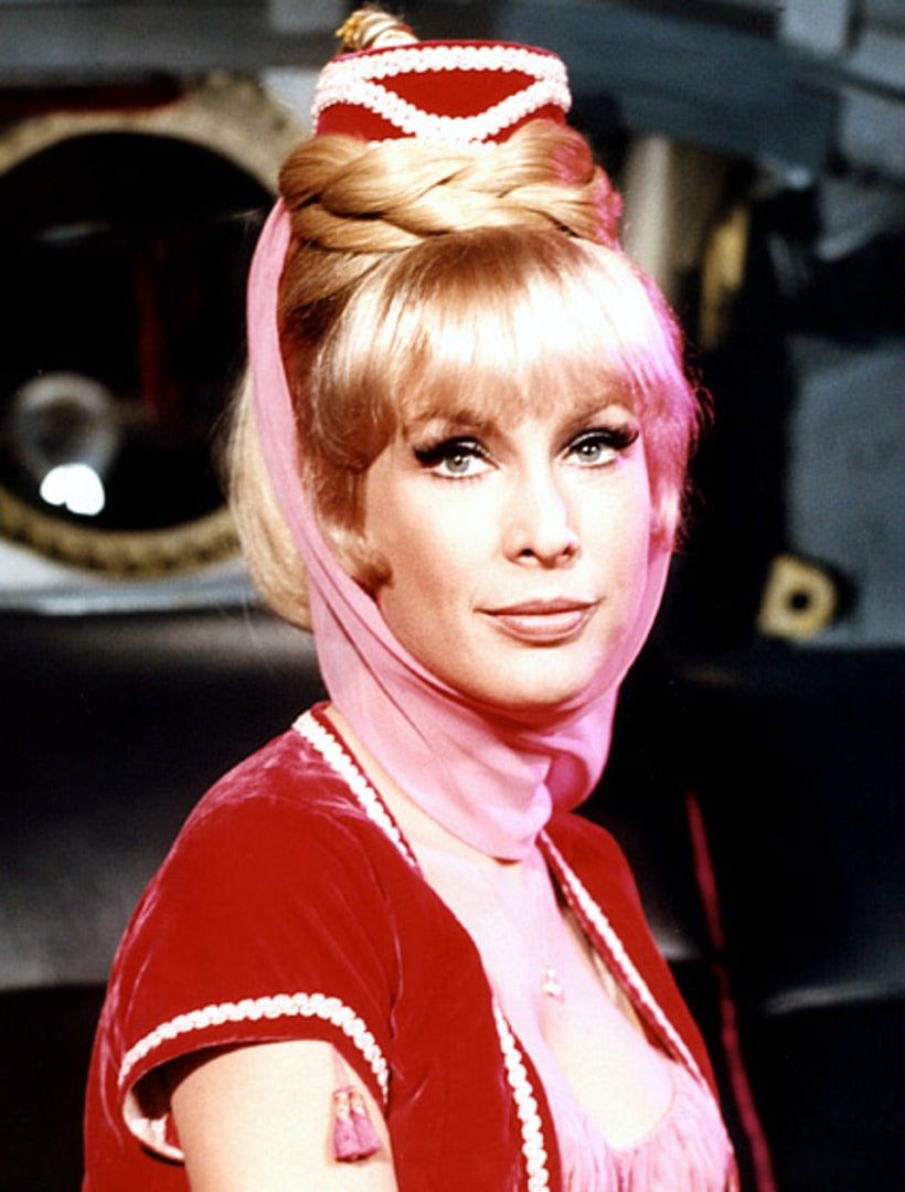 Barbara Eden 25 Most Iconic Hairstyles Of All Time Us