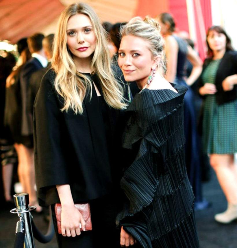 Mary-Kate Olsen, Elizabeth Olsen: Where's Ashley? | Hot ...