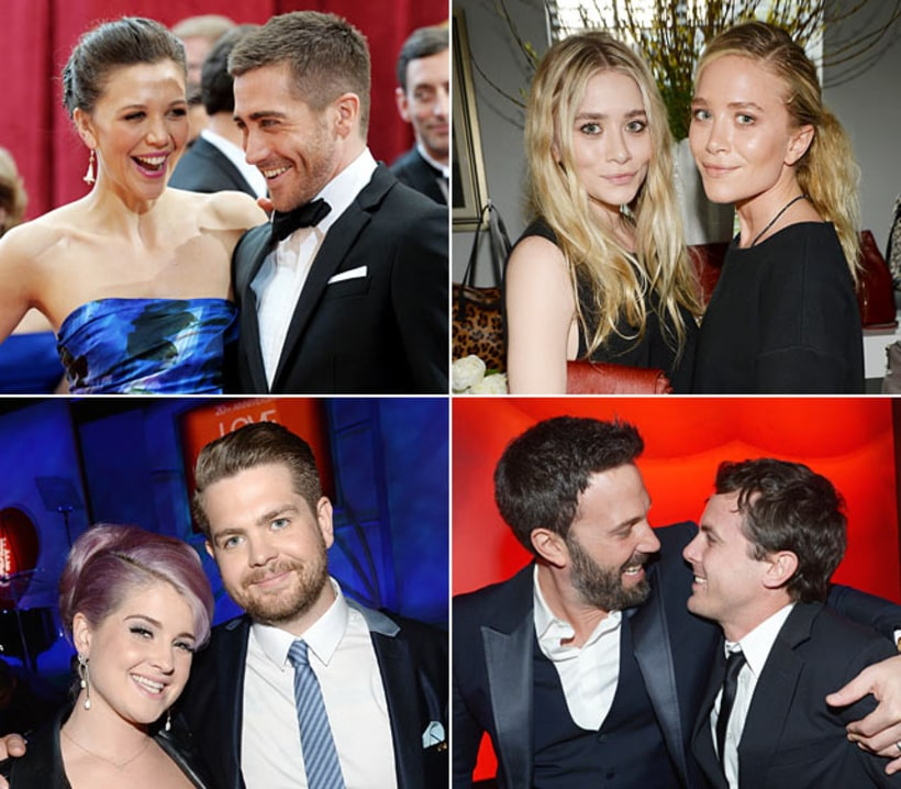 When Celebrities Feud with Non-Famous Siblings | HotGossip.com