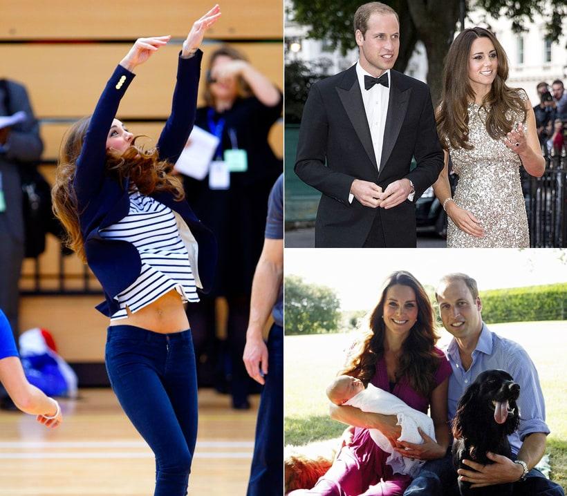 Kate Middleton Post Baby Kate Middleton's Post-...