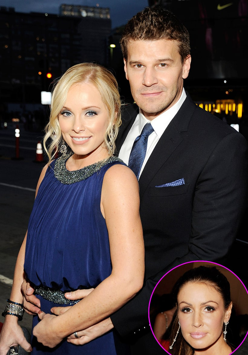 david boreanaz biggest celebrity cheating scandals ever