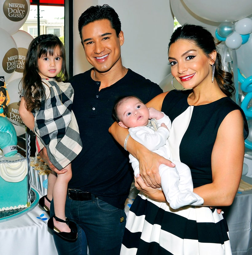Dominic Lopez 2013 S Babies Of The Year Us Weekly