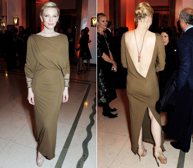 2013 Cate Blanchett S Best Red Carpet Looks Us Weekly