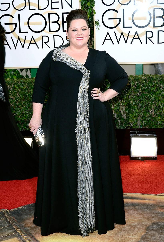 Melissa Mccarthy Golden Globes 2014 Red Carpet Dresses