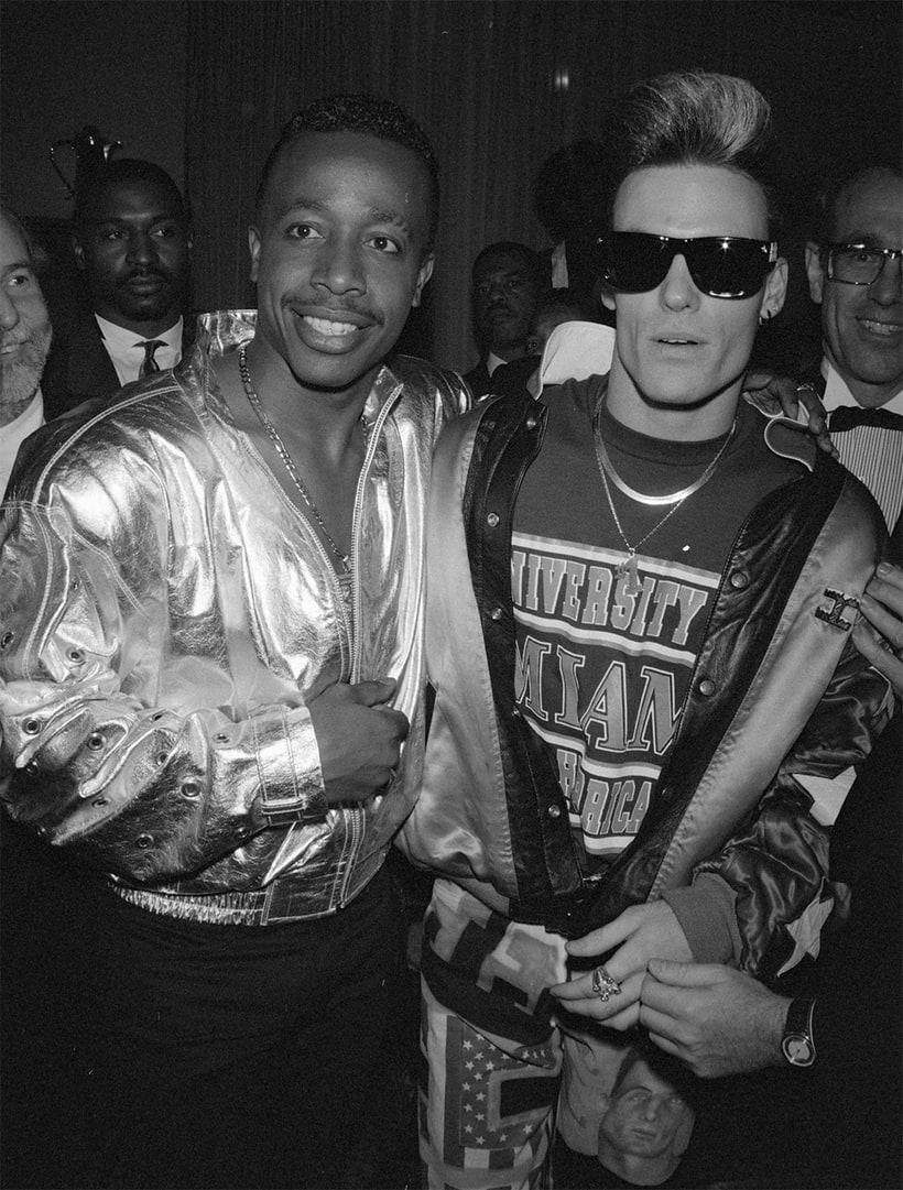 MC Hammer and Vanilla Ice | '90s Nostalgia Photos ...