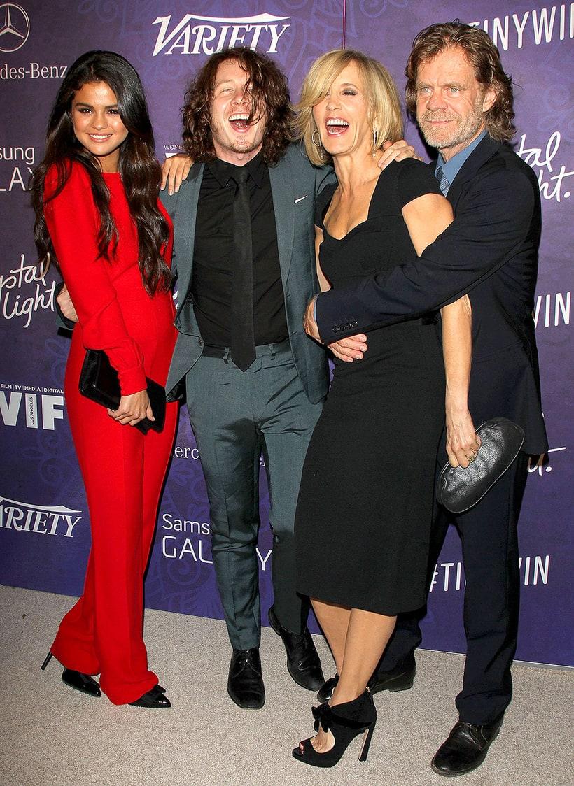 Felicity Huffman, William H. Macy, Selena Gomez: Selena's ...