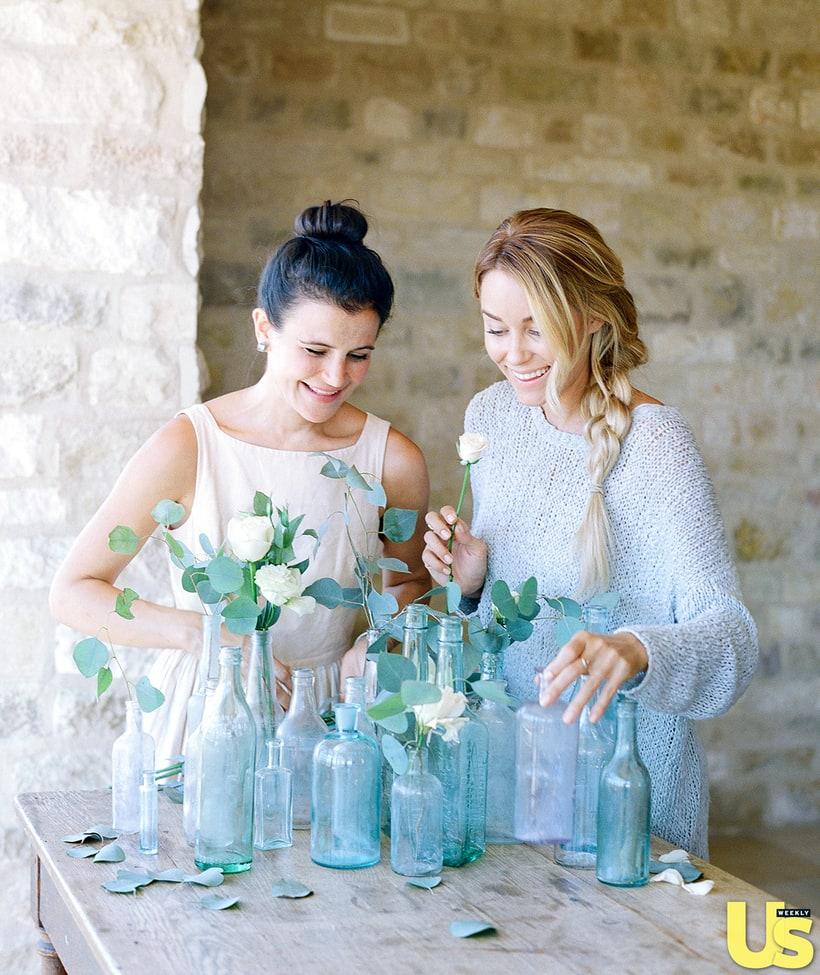 Bloomin Lauren Conrads Wedding Album With William Tell: See All ...