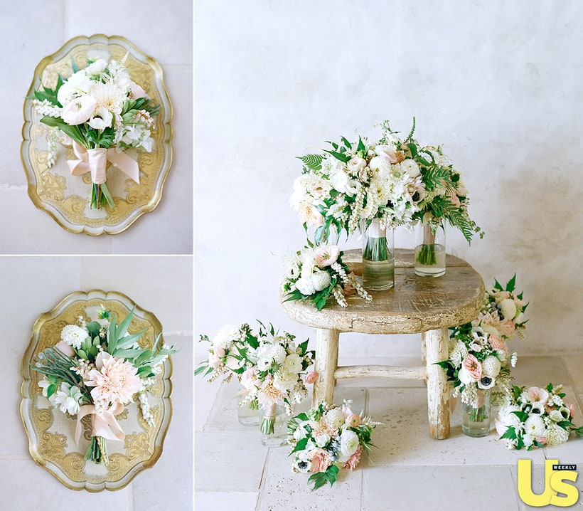 Beautiful Bouquets Lauren Conrads Wedding Album With William Tell ...